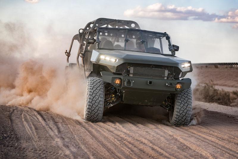 GM Infantry Squad Vehicle