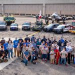 Wayne County Deputies, White Lake Police, Novi Police, the Ypsilanti Twp. Fire Department, the Willow Run ARFF, Livingston County K-9 Unit (with dog Flex), and two retired Detroit Lions, Eric Hipple and Lomas Brown as well as all of the featured plane pullers, the plane pullers' families, and Visionalist Entertainment Productions crew.