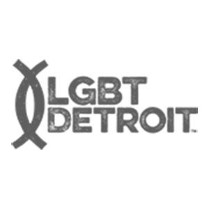 LGBT Detroit logo