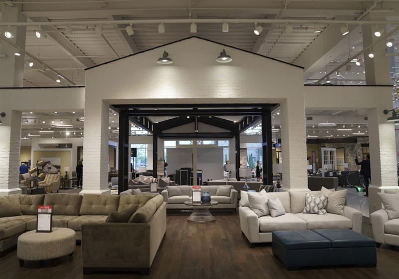 Loves Furniture location
