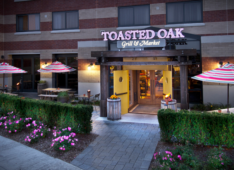 Toasted Oak
