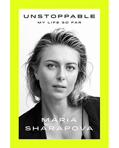 Unstoppable: My Life So Far cover