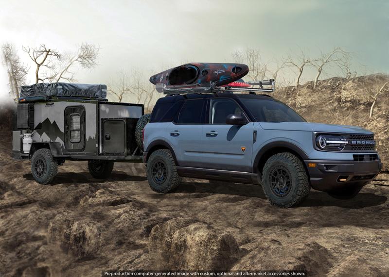 2021 MAD Bronco Sport Badlands