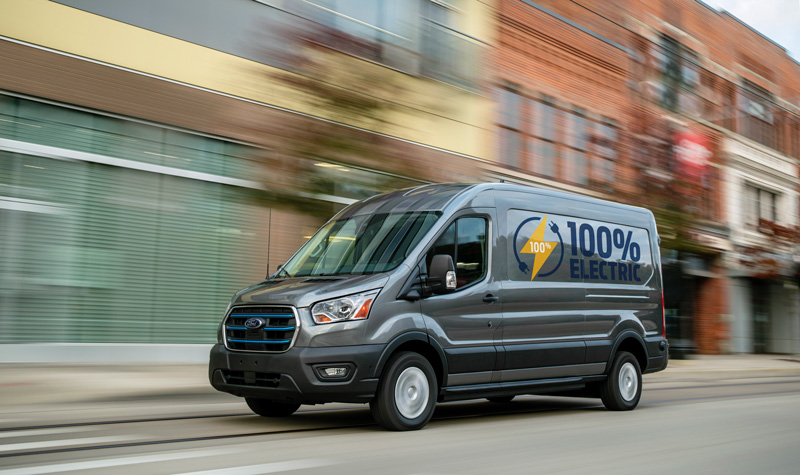 Ford 2022 E-Transit