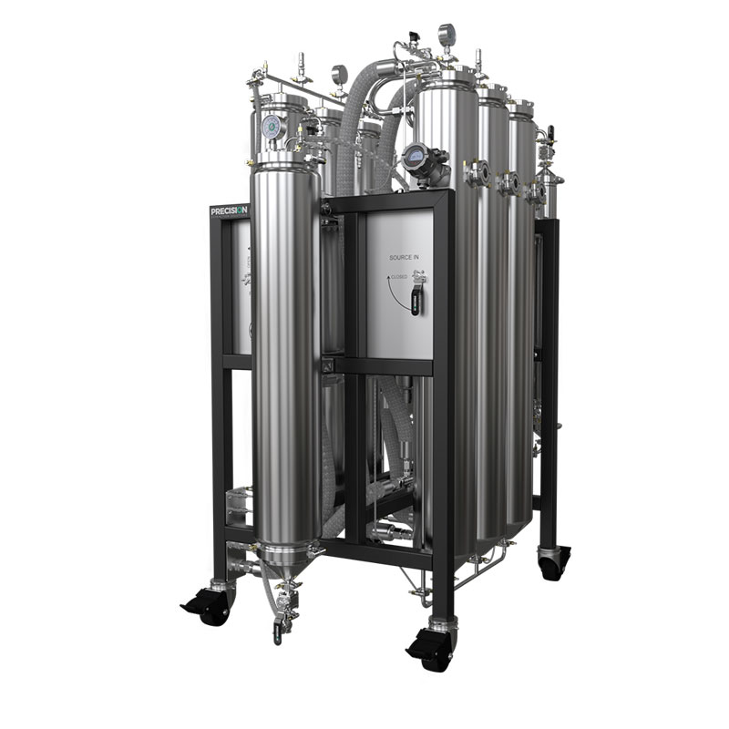 Precision Extraction Solutions' XMU extractor