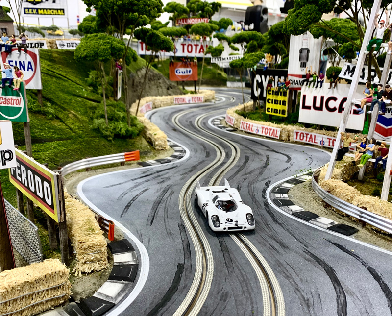 Slot Mods slot car model
