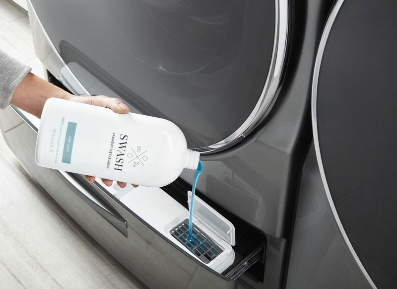 Whirlpool's Swash laundry detergent