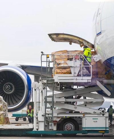 Ascent Global Logistics air service