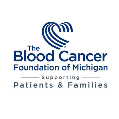 The Blood Cancer Foundation of Michigan logo