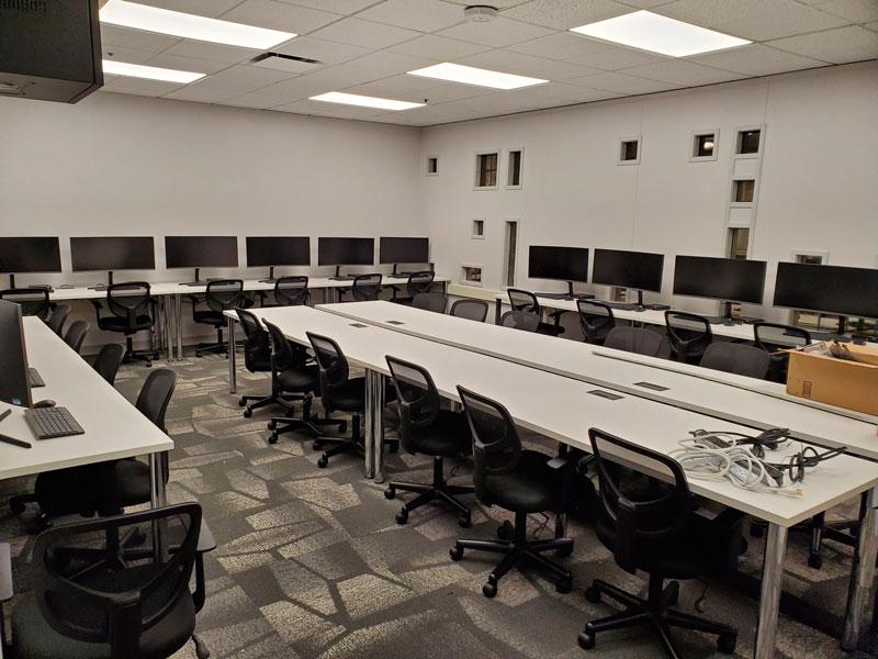 LTU Computer Lab