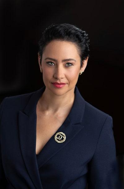 Cristina M. Crescentini