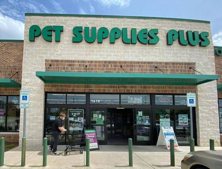 Pet Supplies Plus location