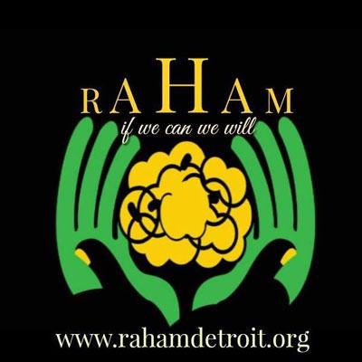 RAHAM Detroit logo