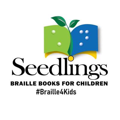Seedlings Braille Books for Children logo