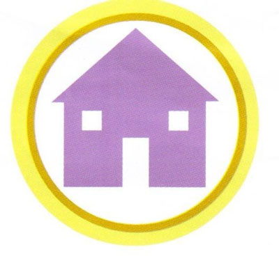 The Angel House logo