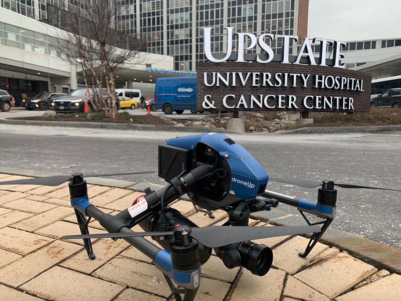State University of New York Upstate University Medical Hospital