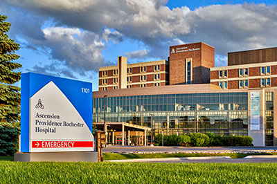 Ascension Providence Rochester Hospital