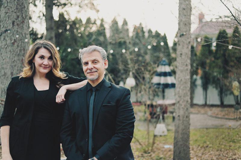 Blagica and Michael Bottigliero