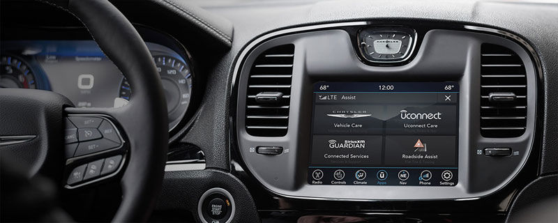 FCA's Uconnect
