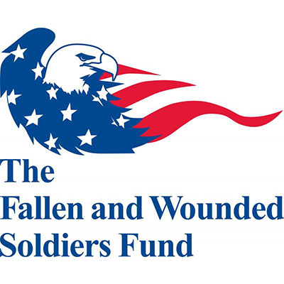 The Fallen and Wounded Soldiers Fund logo