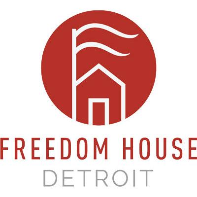 Freedom House Detroit logo