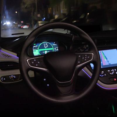 Cruise cockpit