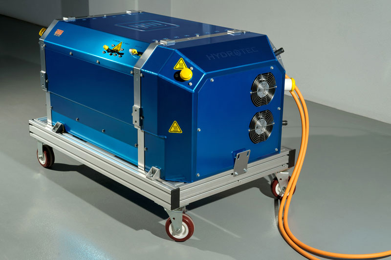 GM's Hydrotech Fuel Cell Power Cube