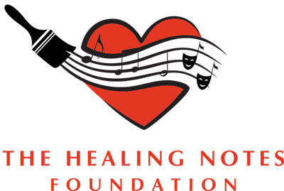 The Healing Notes Foundation logo