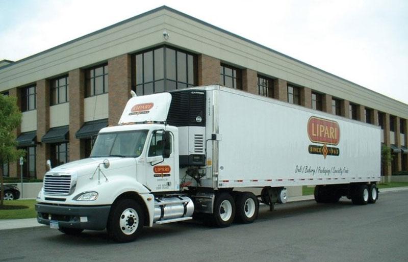 Lipari Foods truck
