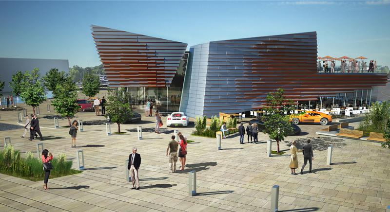 M1 Concourse rendering