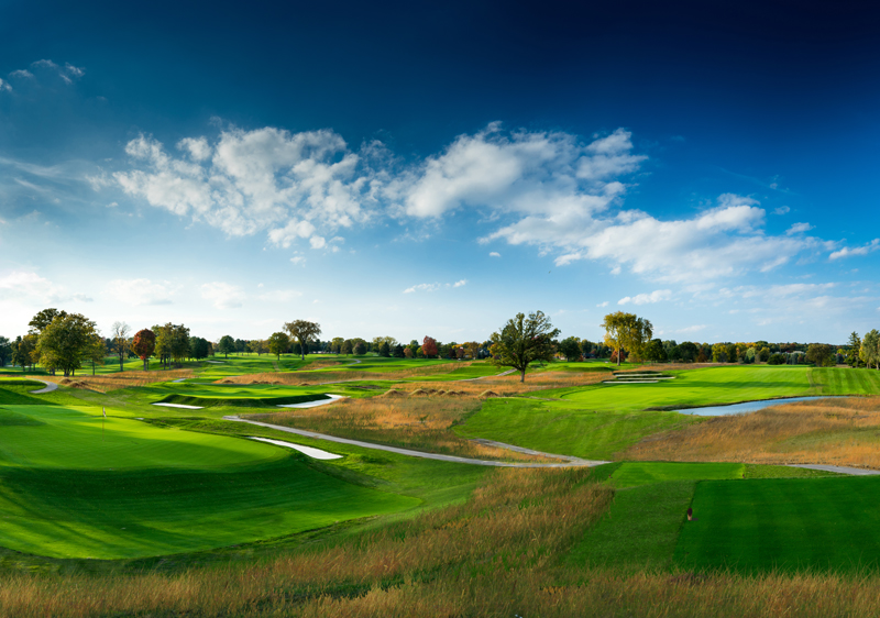 Meadowbrook Country Club golf course