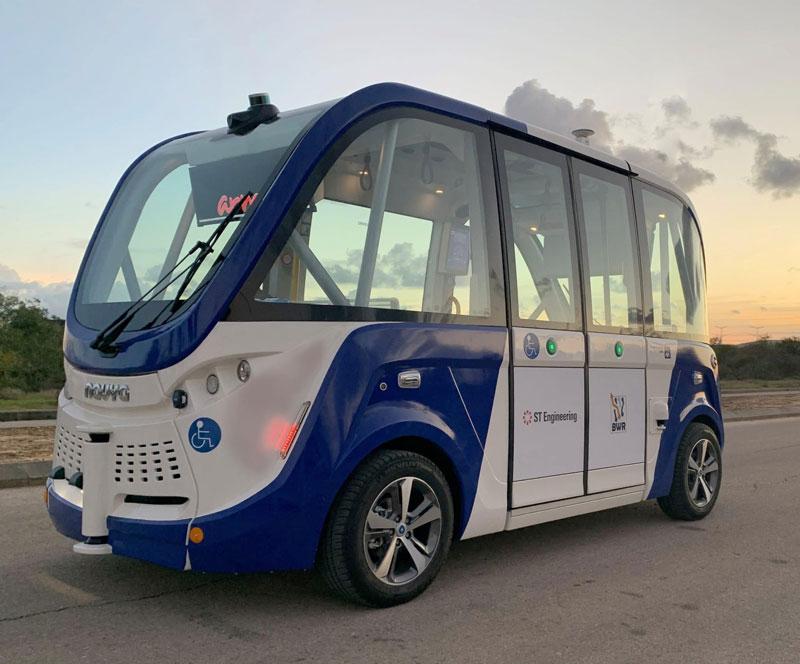 Navya's Autonom Shuttle