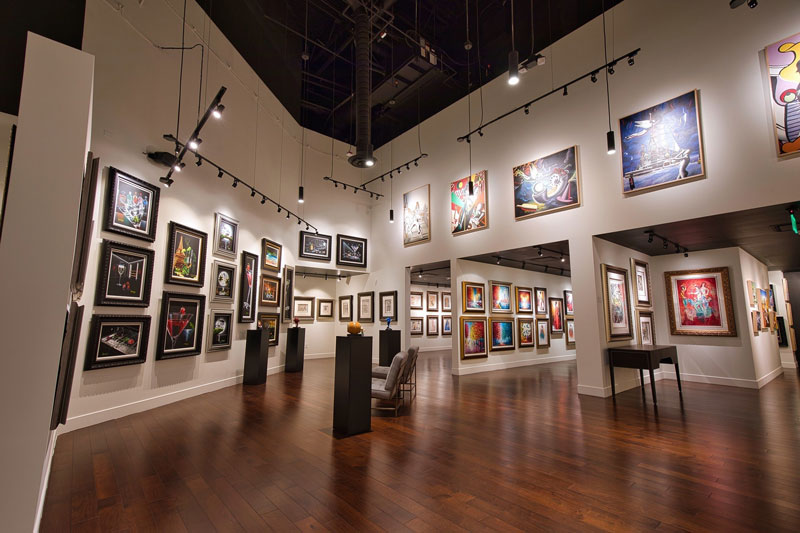 Park West Fine Art Museum and Gallery