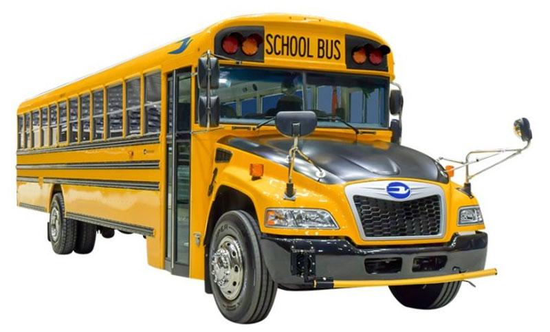 Vision school bus