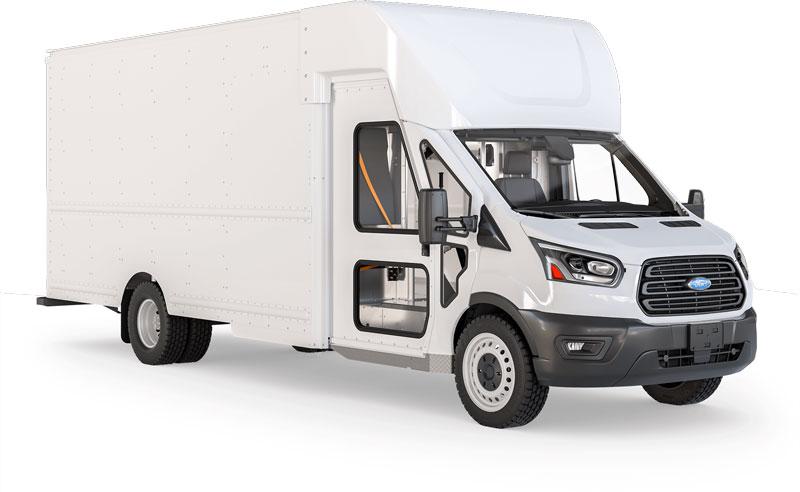 Velocity-F2 delivery vehicles