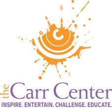 The Carr Center logo