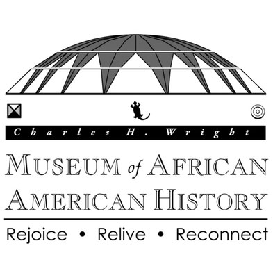 The Charles H. Wright Museum of African American History logo