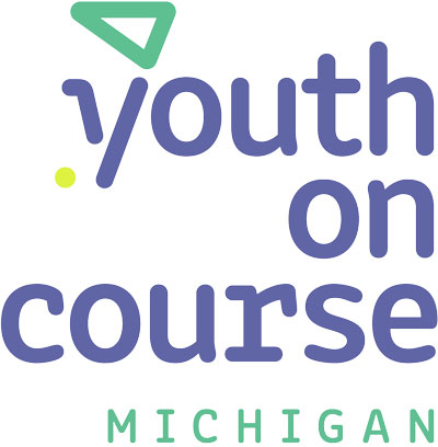 Youth on Course Michigan logo