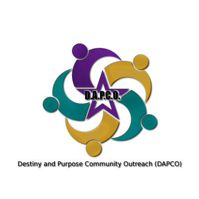 Destiny and Purpose Community Outreach logo