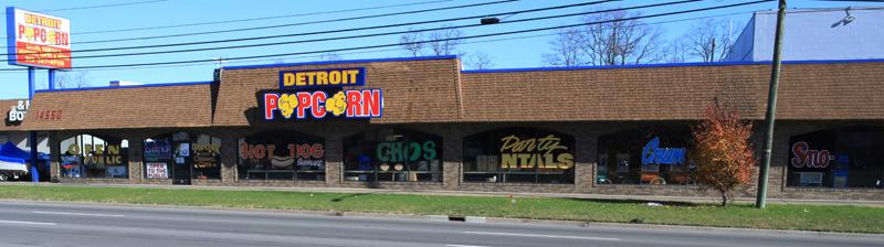 Detroit Popcorn Co.