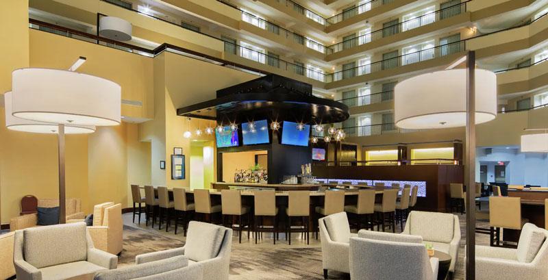 Embassy Suites by Hilton Detroit Troy/Auburn Hills