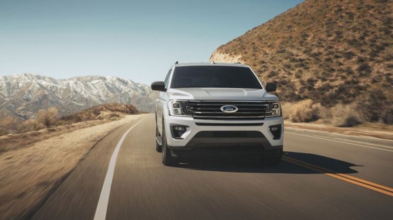 Ford 2021 Expedition XL STX package