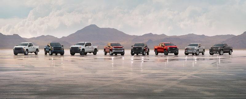 Chevrolet Silverados