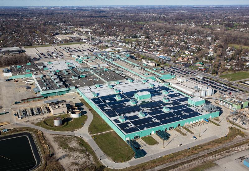 Toledo manufacturing plant