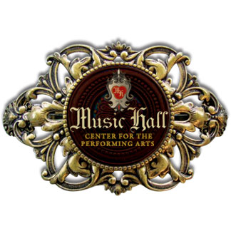 Music Hall Center for the Performing Arts logo