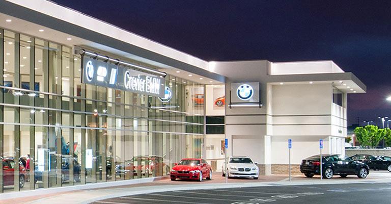 Crevier BMW Penske dealership