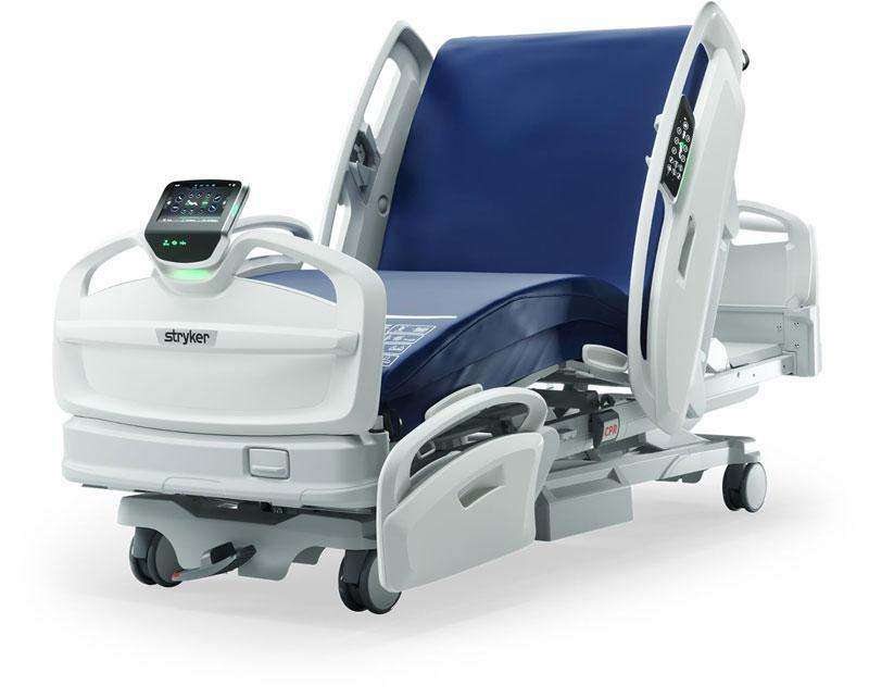 ProCuity hospital bed