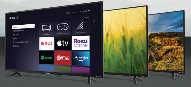 smart TVs from InFocus TVs
