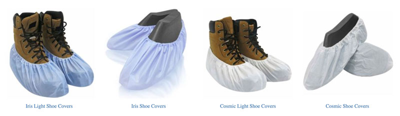 BlueMed shoe covers