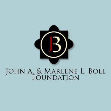 John A. and Marlene L. Boll Foundation logo